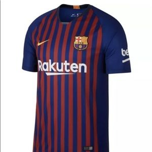 Nike Men's 2018/19 BARCELONA STADIUM HOME BRT